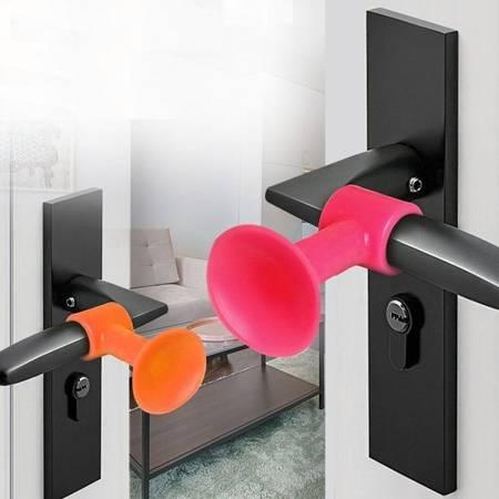 Odbojnik na klamkę  - Silikonowy ogranicznik do drzwi - Stoper do drzwi