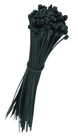 Trytytka - opaska zaciskowa 200x3,6mm - 20 szt - czarne